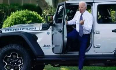 Biden llamó a ensambladores e ignoró a Tesla para discutir la electrificación