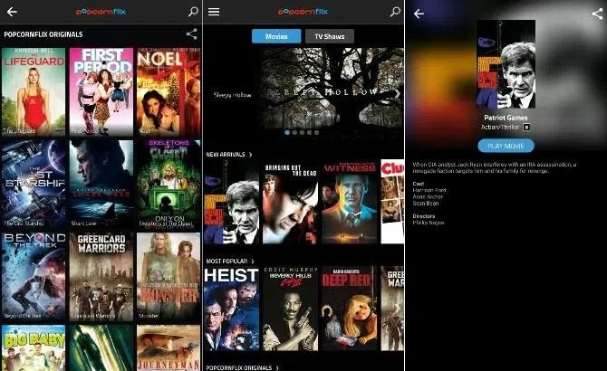Mejores APPS para ver películas gratis