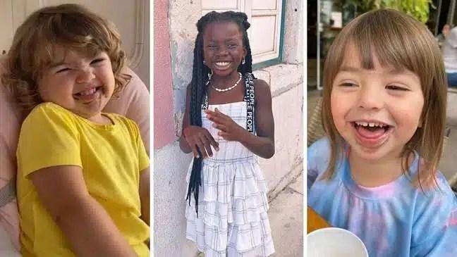 niños que tienen más éxito en la web