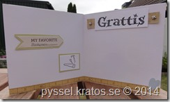 Fredriks födelsedagskort 2014 insida