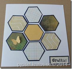 honeycomb kort