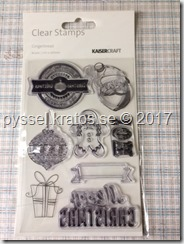 Kaisercraft clearstamps