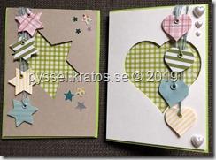 hjärt och stjärnkort
