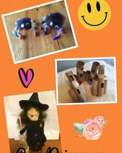 Halloween aktivitet