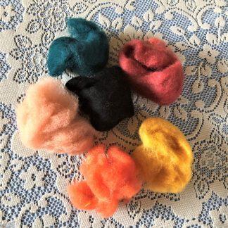 Ullmix påse i flera färger, 17 gram