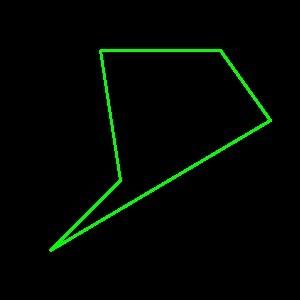 OpenCV - 長方形、円、線、ポリゴンなどを描畫する方法 - pystyle