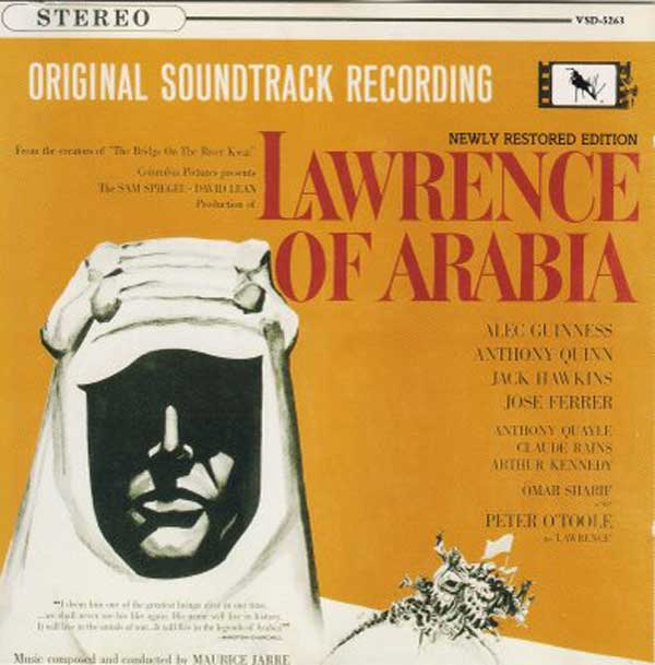 Lawrence of Arabia: Original Soundtrack