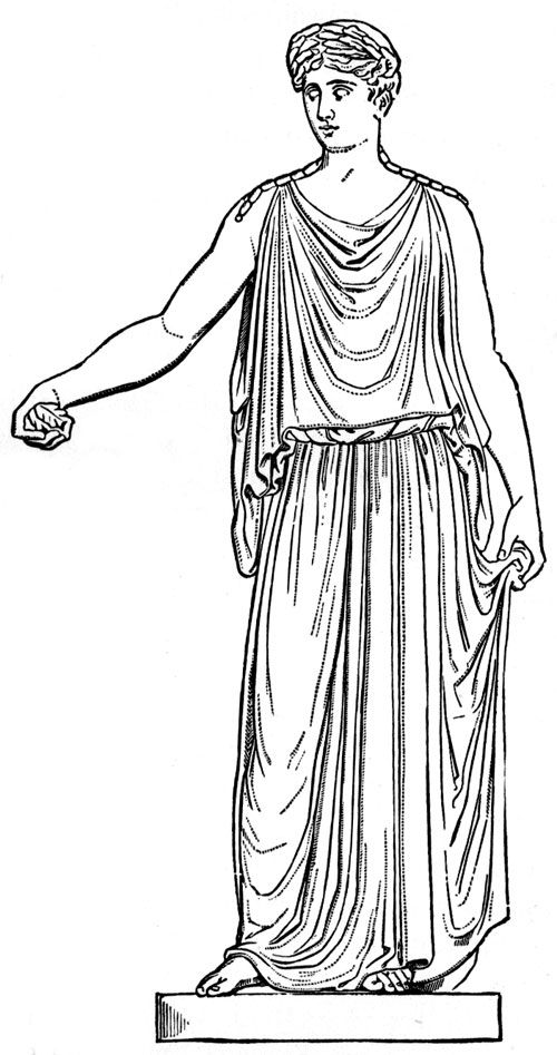 The Goddesses and Gods of Greece « The Eclectic Pythagorean