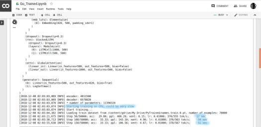 Google Colab: Using GPU for Deep Learning - GoTrained Python