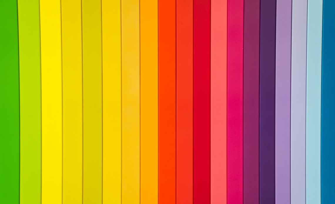 color text