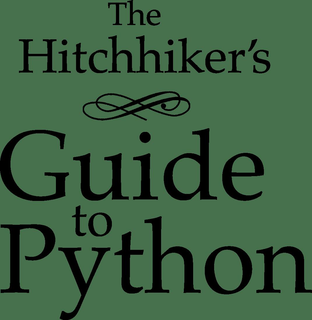 Setuptools + Pip — The Hitchhiker's Guide to Python