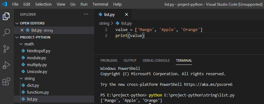 NameError: Name Is Not Defined In Python - Python Guides