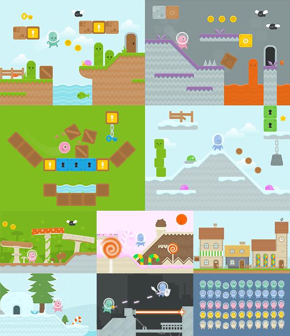 Pygame zero games examples | python programming