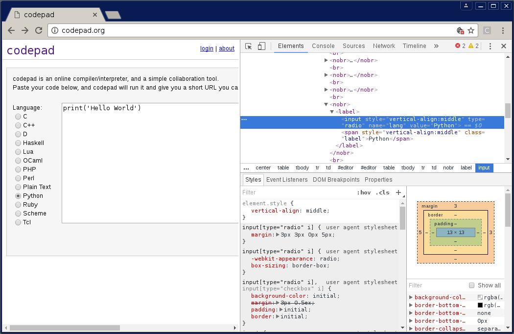 Selenium click button - Python Tutorial