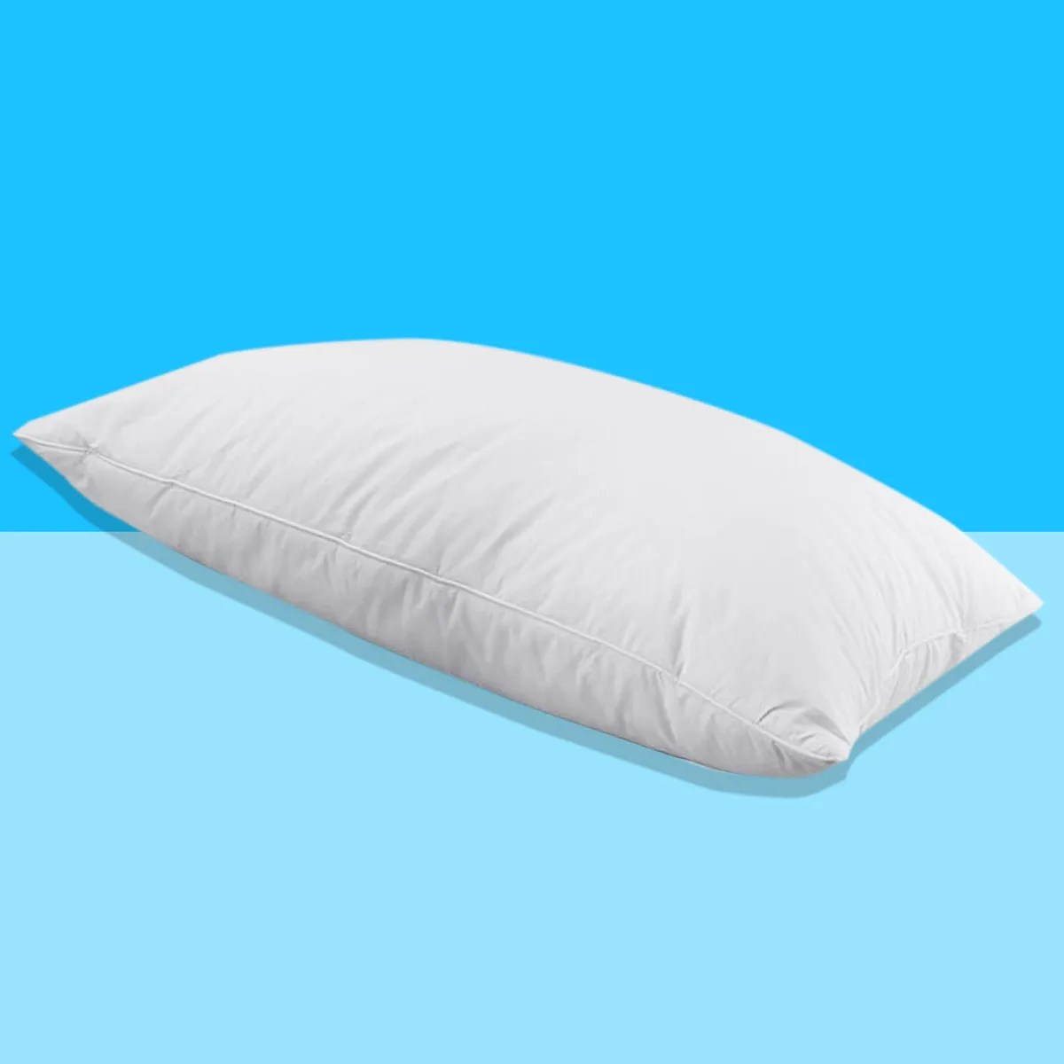 wamsutta duck feather and duck down bed pillow
