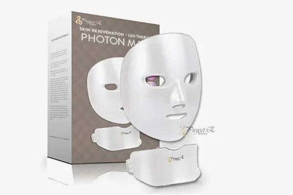 Project E Beauty Wireless LED Light Skin Rejuvenation Therapy Mask