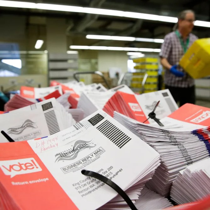 Can America Vote by Mail in November?