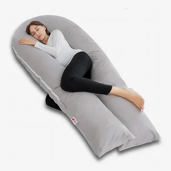 long maternity pillow