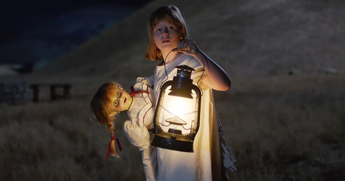 Review: Annabelle: Creation's Abundant Tension Is Empty