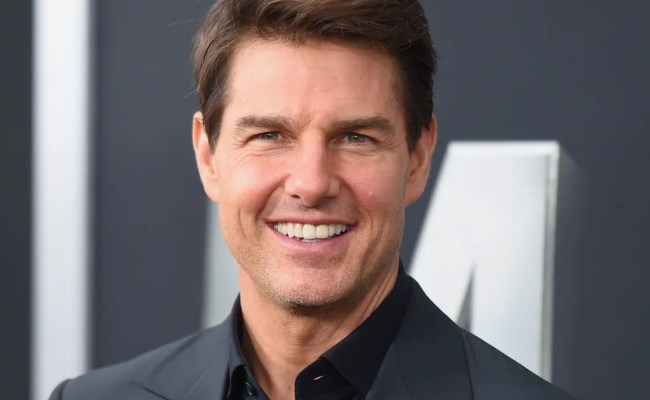 22 Unsettlingly Nice Tom Cruise Stories
