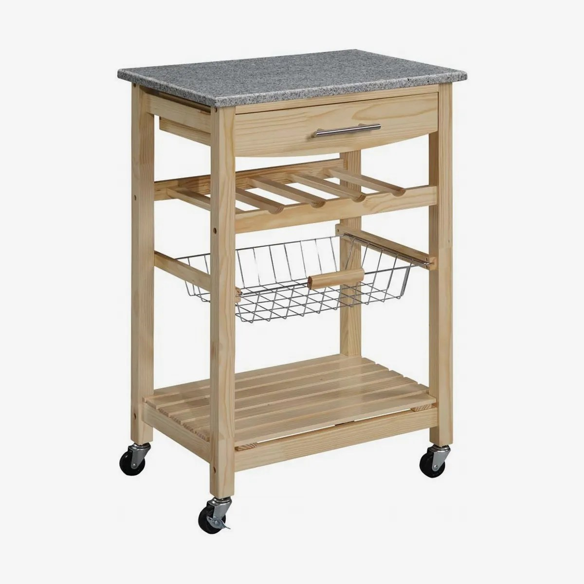 11 best kitchen carts 2021 the