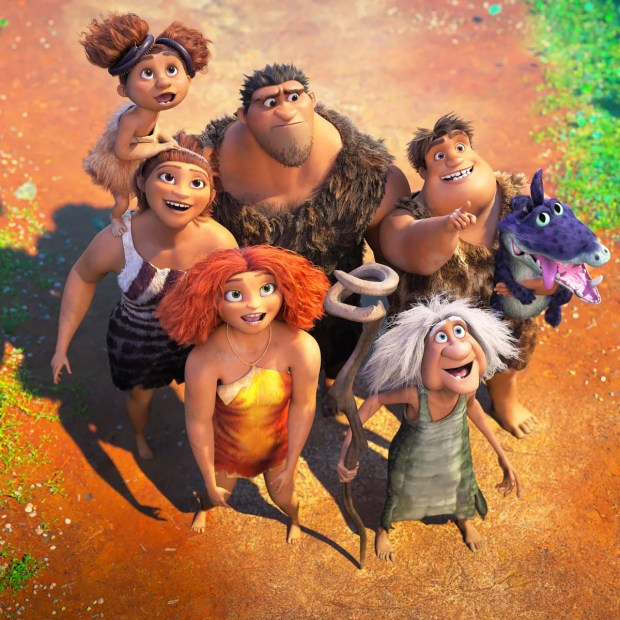 Movie Review: The Croods 2: A New Age, with Ryan Reynolds