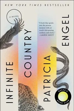 Infinite Country, by Patricia Engel