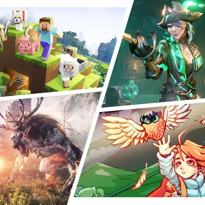 The 25 Best Games On Xbox Game Pass