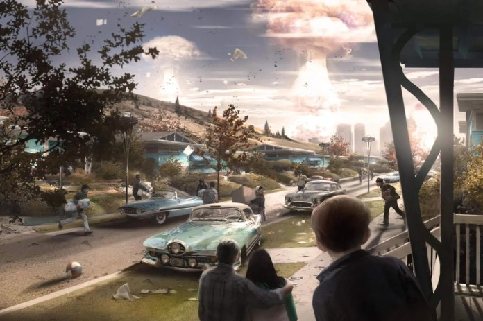 Weirdo Fallout Players Are Obsessed With Cleaning Women