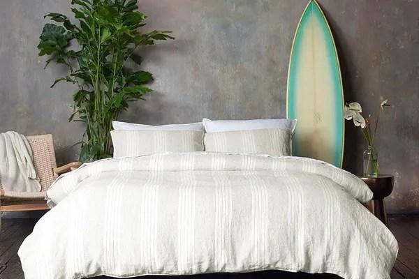brooklinen best affordable linen sheets