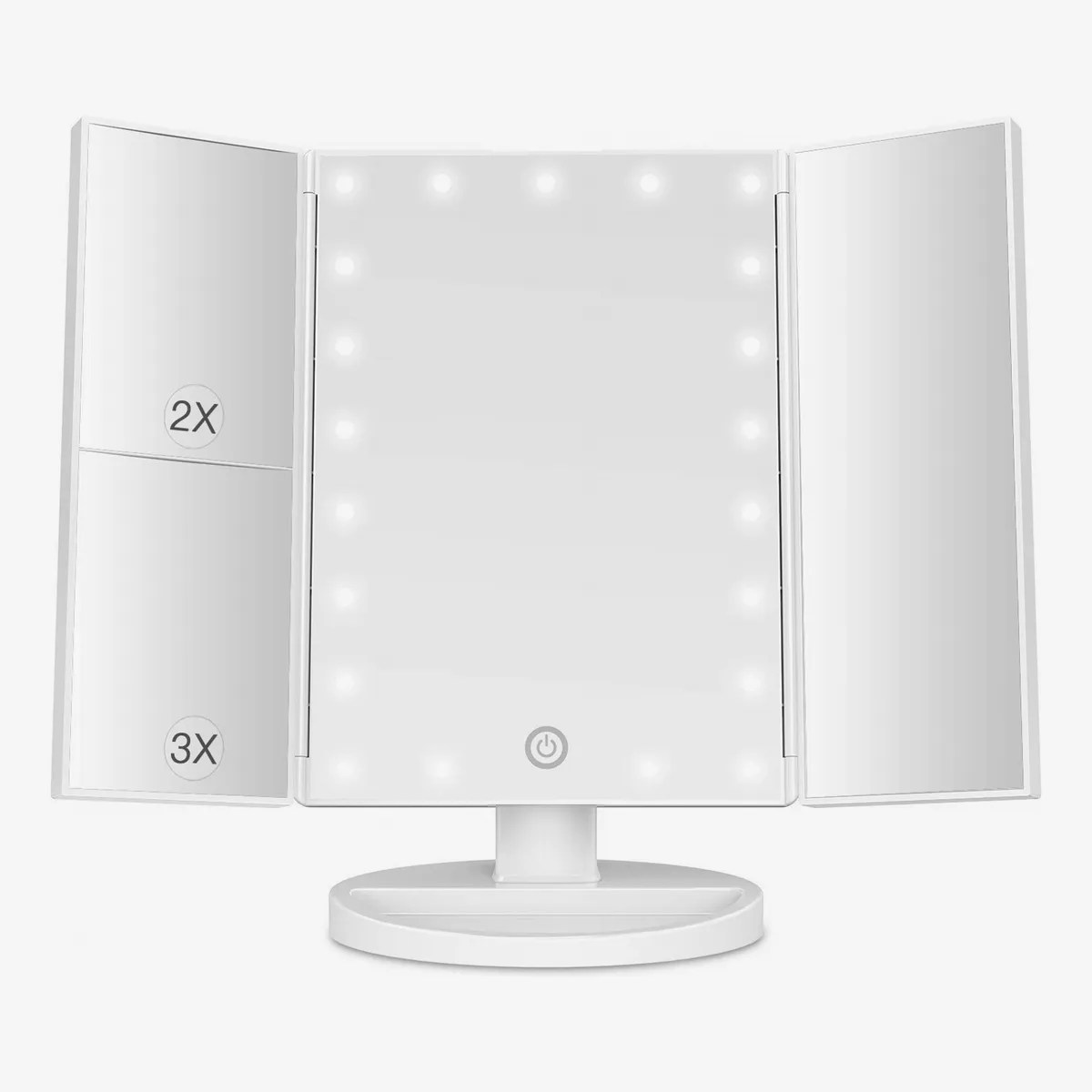 14 best lighted makeup mirrors 2021