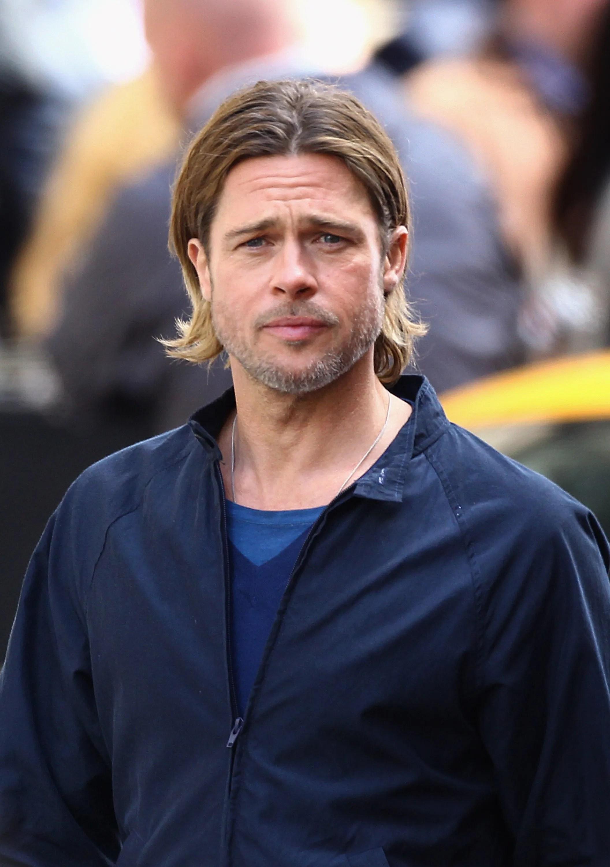 Brad Pitt World War Z Hair : world, Pitt's, World, Could, Maybe, Trilogy