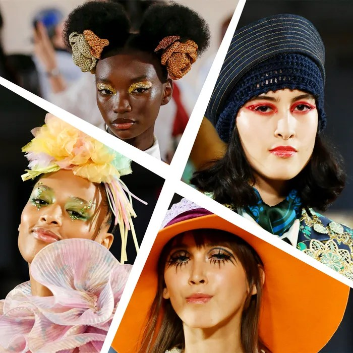 Every Model at Marc Jacobs SS 2020 Got Their Own Beauty Look