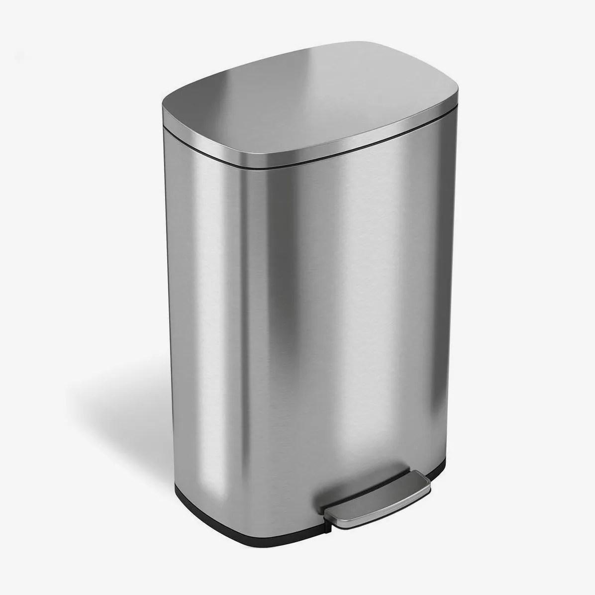 15 Best Kitchen Trash Cans 2020 The Strategist New York Magazine