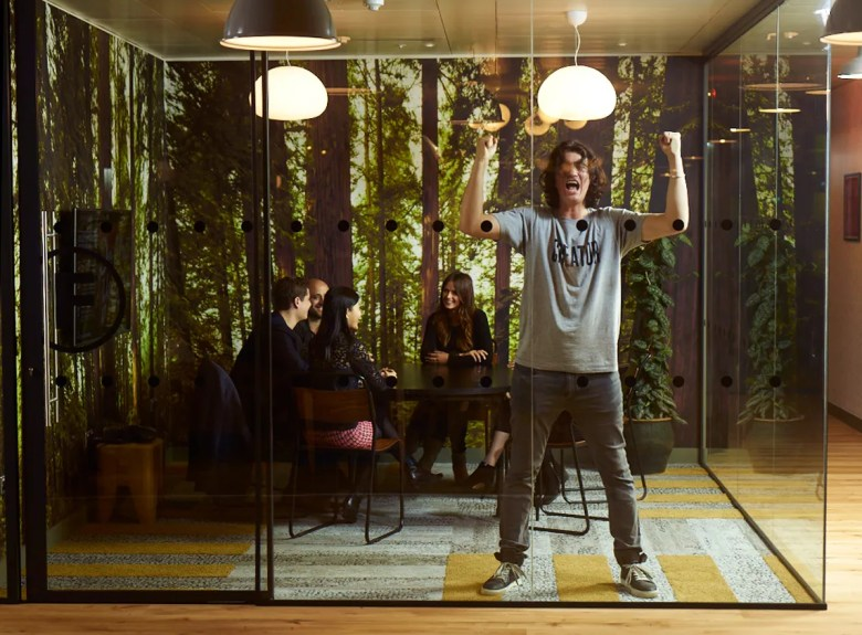 Book Excerpt: 'Billion Dollar Loser' and the Fall of WeWork