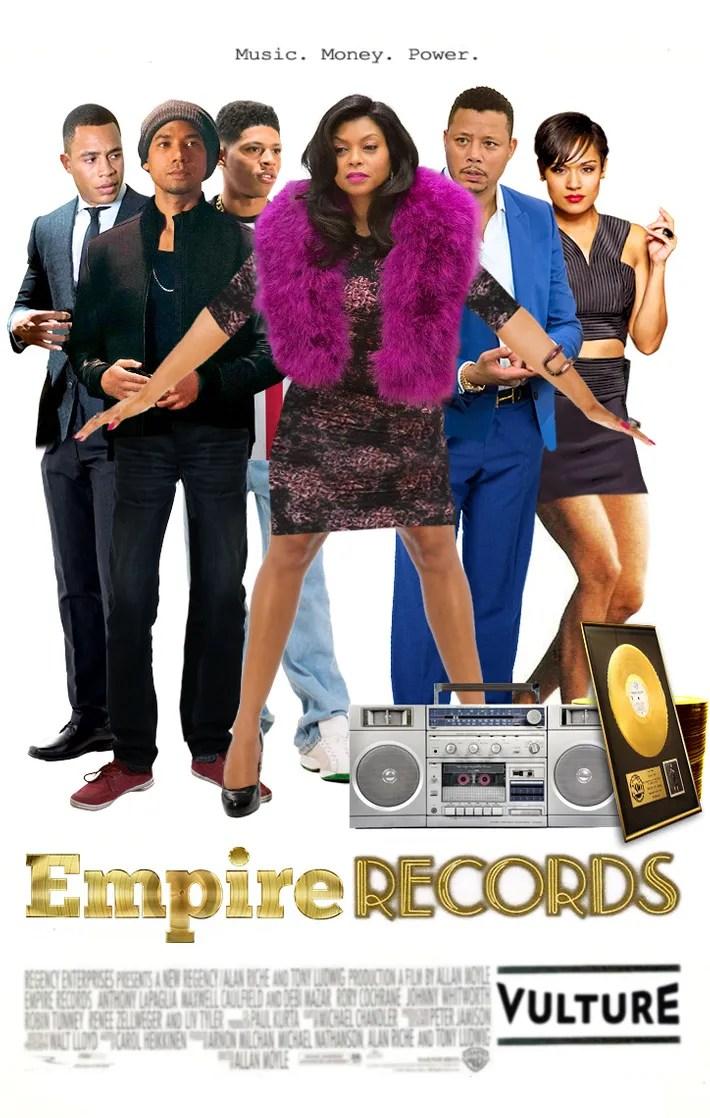 if empire met empire records