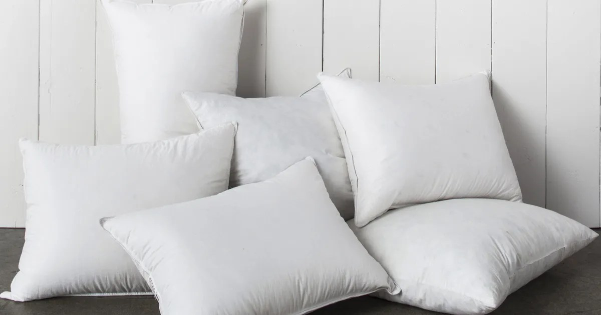 the best down pillows according to experts