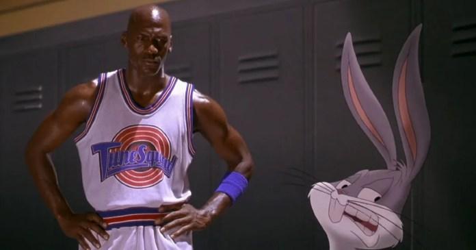 Why Did Michael Jordan Star in 'Space Jam'?