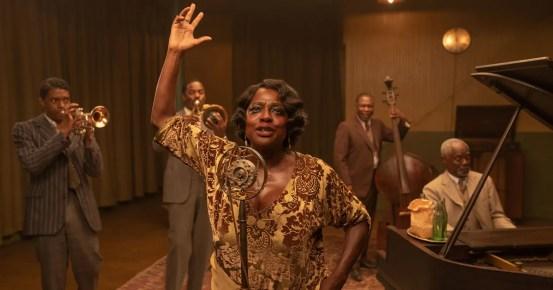 "Review of ""Ma Rainey's Black Bottom"": On Netflix"