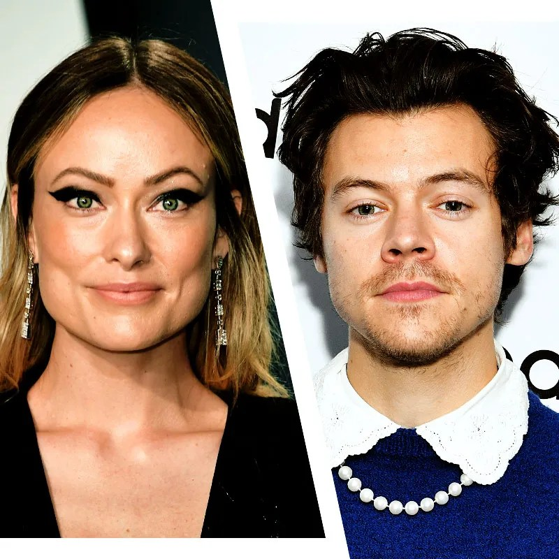 Olivia Wilde and Harry Styles Seen Holding Hands