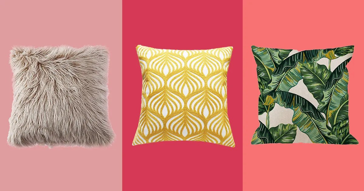 27 cheap but expensive looking throw pillows and covers for every type of room