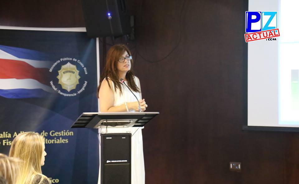 Fiscal Adjunta, Paula Guido www.pzactual.com