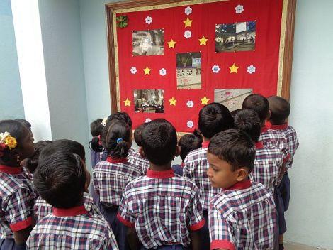 Vanakkam Fotos von Gebet in PfzFB (101) - klein