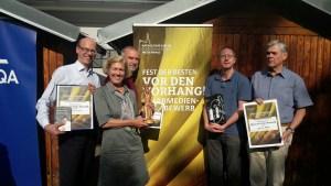 Preisträger Medienwettbewerb 2018