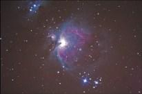 Messier 42, Orion-köd
