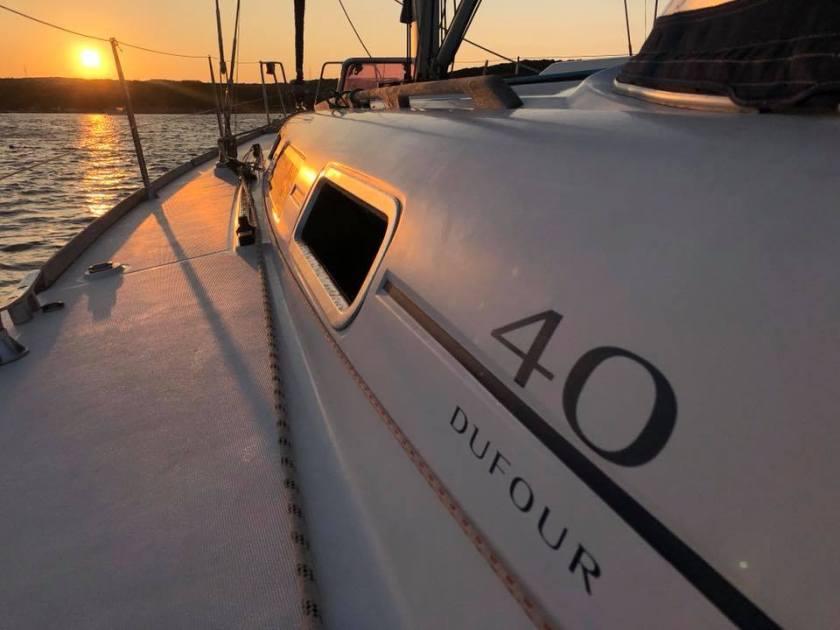 Convyage bateau pz sailing Corse 13