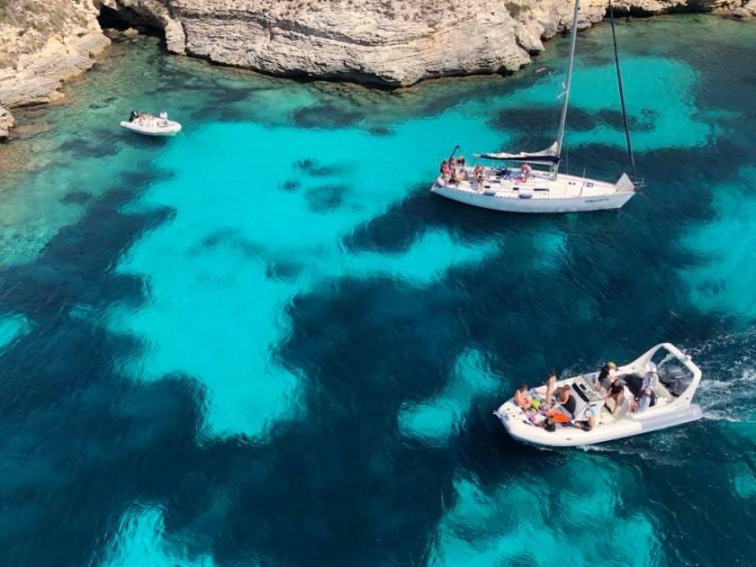 Convyage bateau pz sailing Corse 15