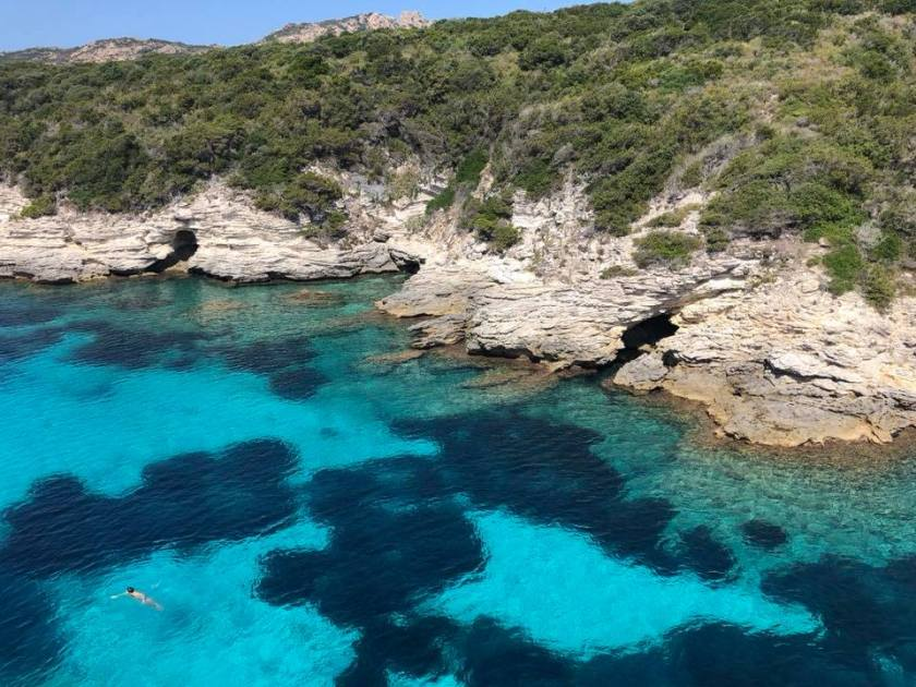 Convyage bateau pz sailing Corse 3
