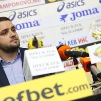 Хебър очаква тежки мачове в евротурнирите