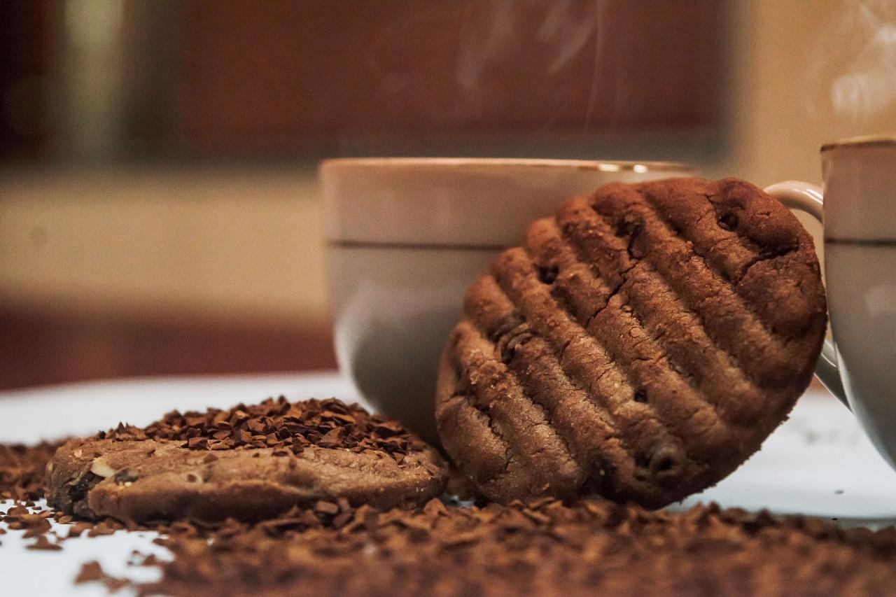 Słodkie drugie śniadanie – czyli domowe ciasteczka do szkoły i pracy